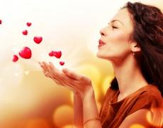 3 идеи за женствен грим за Св. Валентин (видео)