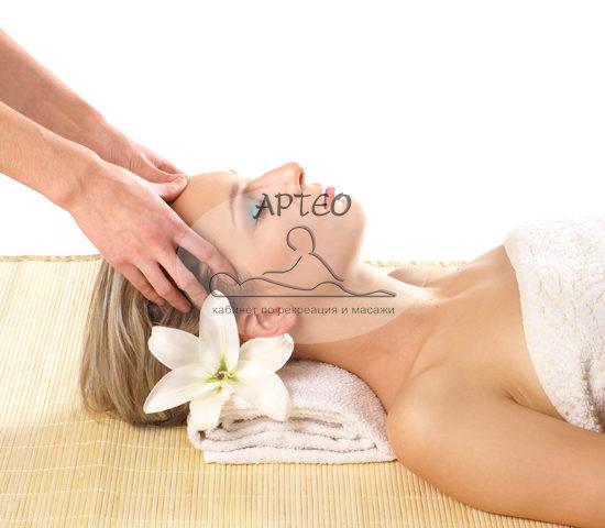 Релаксиращ масаж Шумен цена